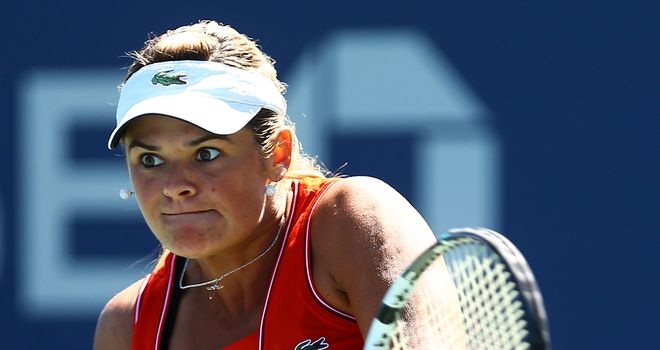 Aleksandra Wozniak: Into the next round