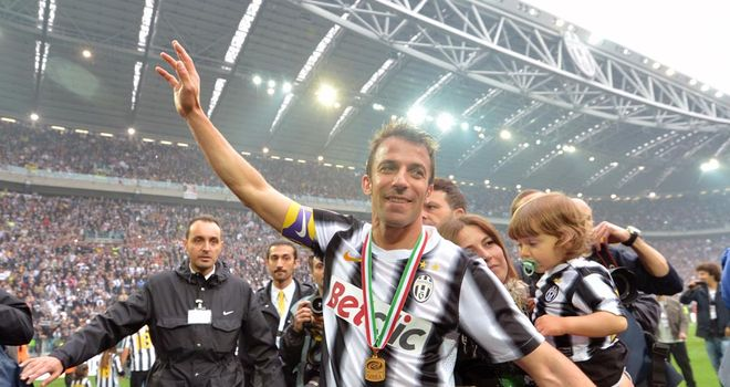 Del Piero: Making motor racing move