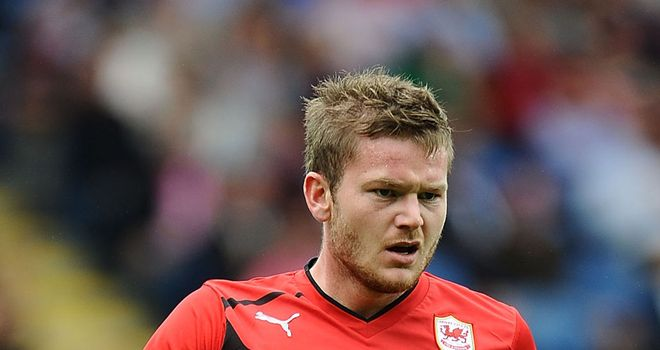 Aron Gunnarsson: Headed home Cardiff's second goal