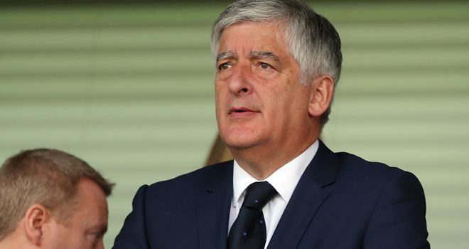 David Bernstein: Admits FA punishments over racism may have to be looked at
