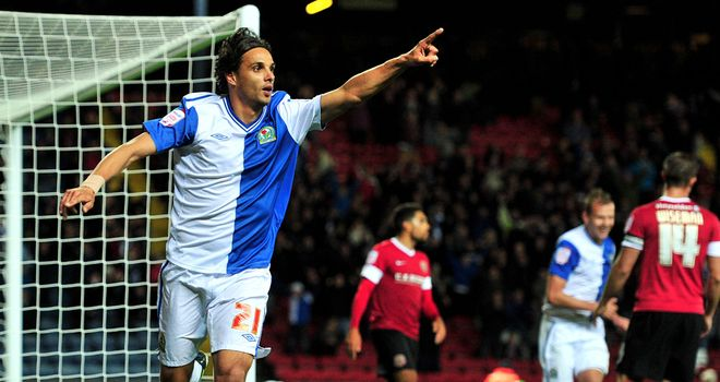 Nuno Gomes: Blackburn striker moving on as he wants regular first-team football