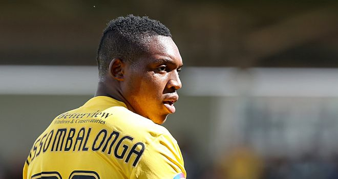 Britt Assombalonga: On target for the winner