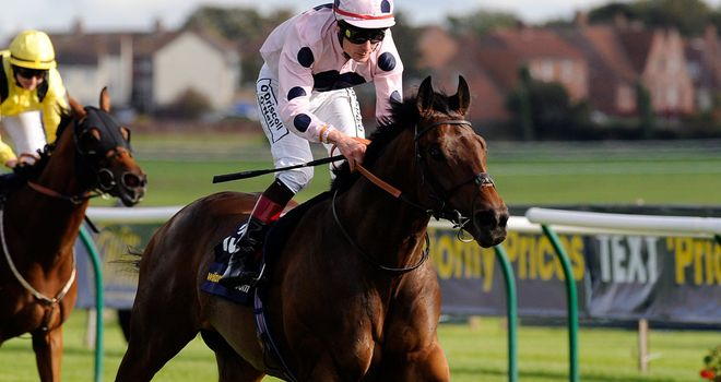 Captain Ramius: Goes back up to seven furlongs for the Challenge Cup