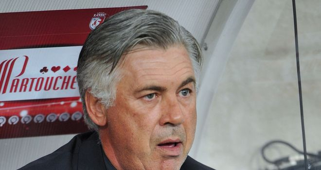 Carlo Ancelotti: Pleased with Champions League progress
