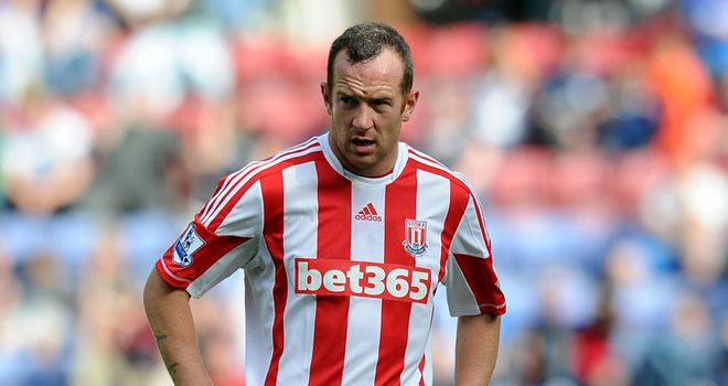 Charlie Adam: Backed by Pulis to score goals for Stoke