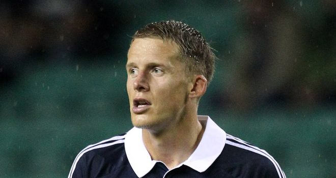 Christophe Berra: Feels that Scotland have simply been unlucky