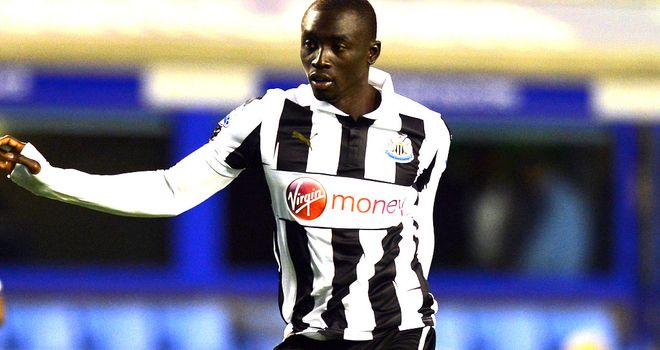Papiss Cisse: Backed to regain top form by Newcastle manager Alan Pardew