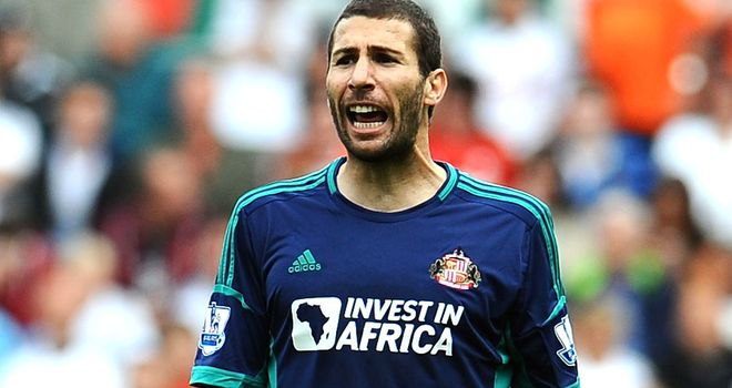 Carlos Cuellar: Led Sunderland to victory against Manchester City