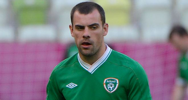 Darron Gibson: Does not feel ready to return to international action
