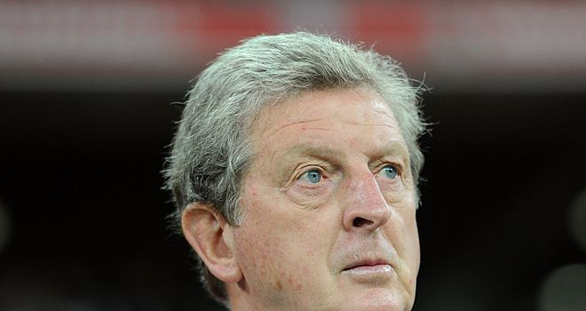Roy Hodgson: Saw his side equalise late on at home to Ukraine