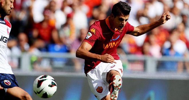 Erik Lamela: Subject to a bid from Napoli alongside team-mate Marquinhos