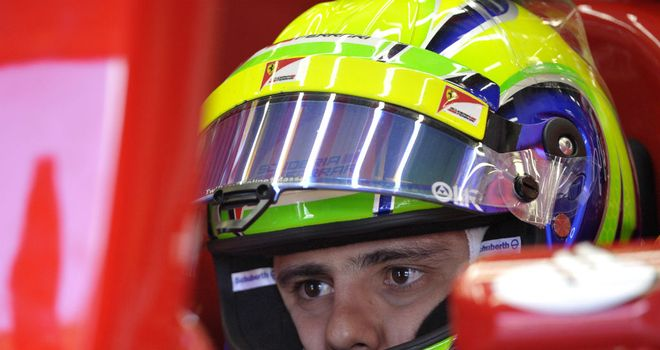 Felipe Massa: Continues to fight for his Ferrari future