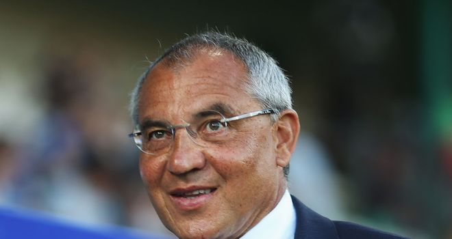 Felix Magath: Has left Wolfsburg