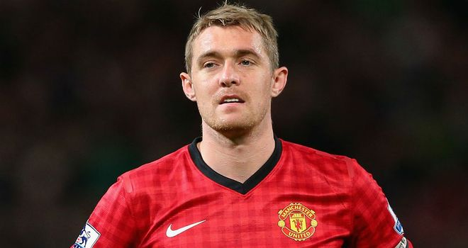 Darren Fletcher: Manchester United midfielder made his first start in 10 months in midweek