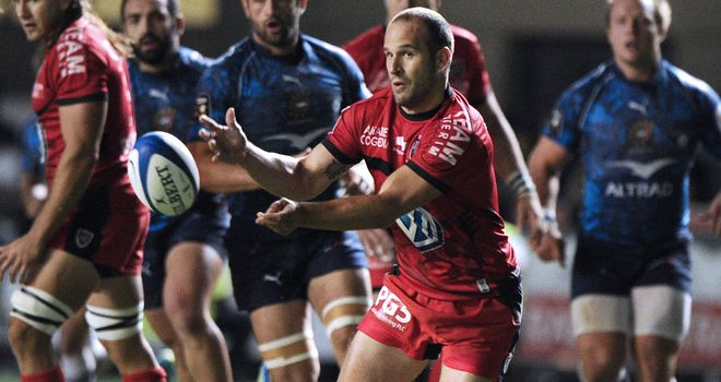 Fred Michalak: 22 points as Jonny Wilkinson's stand-in