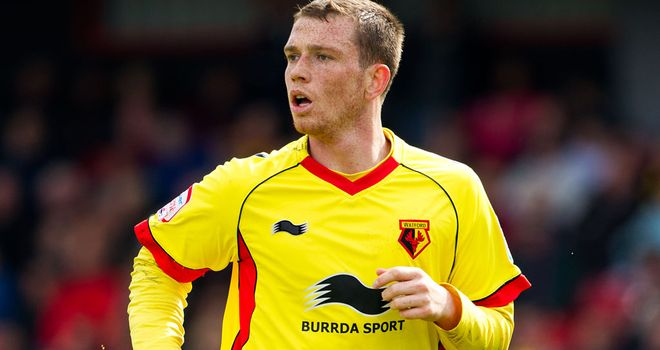 Joe Garner: On the scoresheet for Carlisle