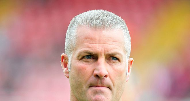 Gary Mills: Felt his side deserved to win