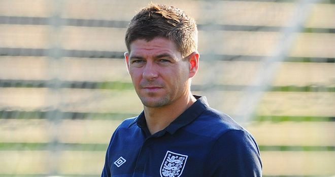 Steven Gerrard: Says Raheem Sterling is an exciting talent but shouldn't be put under pressure