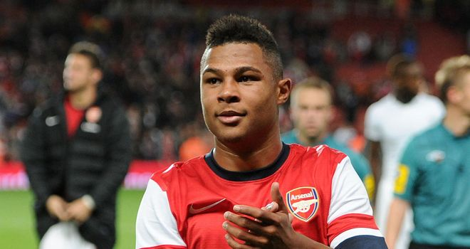 Arsenal youngster Serge Gnabry scores wonder goal v Liverpool U21s [Video]