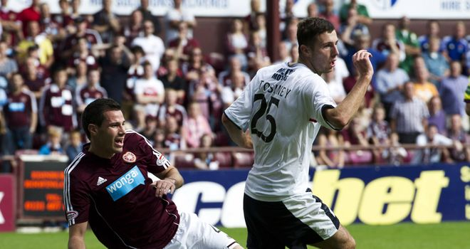 McGowan and Toshney: Battle at Tynecastle