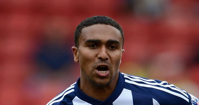 Jerome Thomas: West Brom winger may return to The Hawthorns