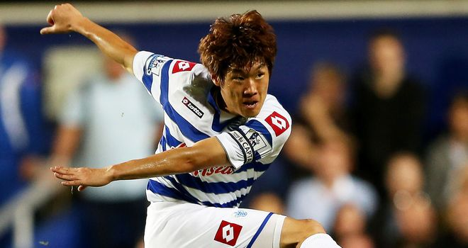 Park Ji-sung: Has struggled to make an impact since completing a summer switch to Loftus Road