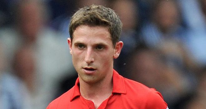 Joe Allen: Has manager Rodgers' backing at Liverpool