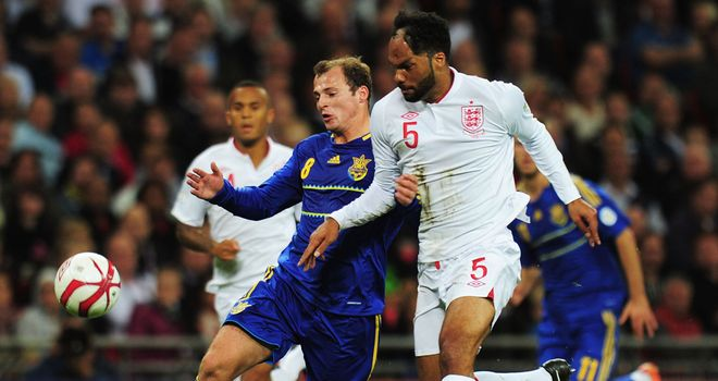 Joleon Lescott: Feels England were penalised harshly for a physical approach