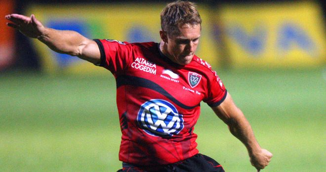 Jonny Wilkinson: Targeting place on Lions tour