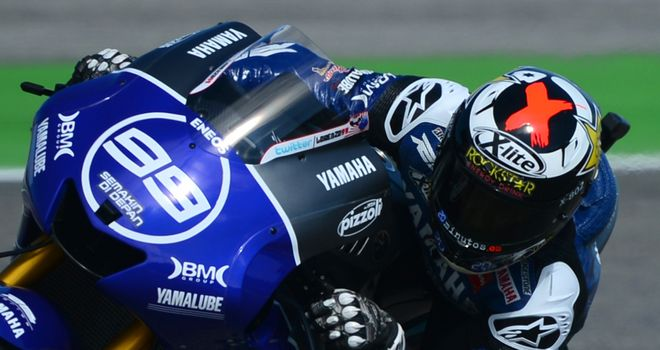Jorge Lorenzo: Pole sitter for Sunday's Malaysian Grand Prix