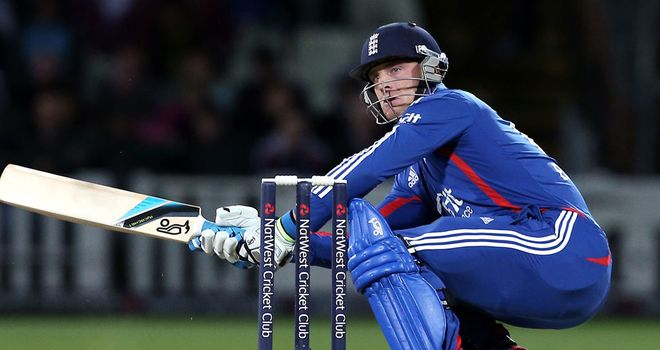 Jos Buttler: full of confidence heading into the World T20 in Sri Lanka