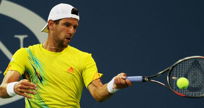 Jurgen Melzer: Retired from first-round clash at Malaysian Open