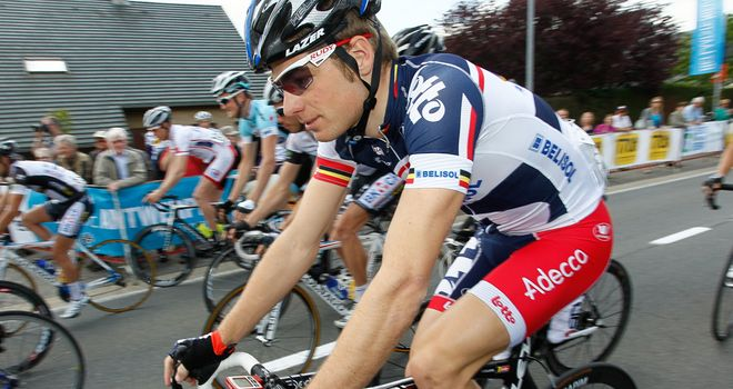 Jurgen Roelandts: Took his second win of the season after a day in the break
