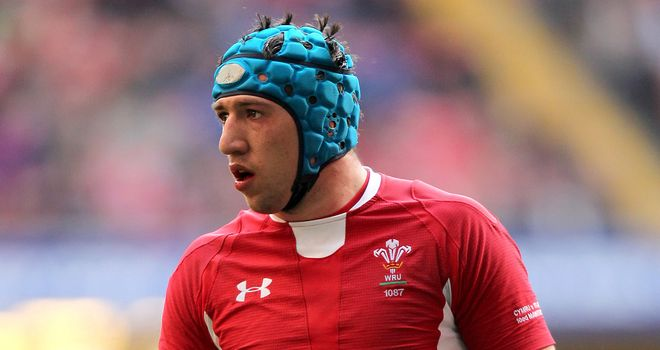 Justin Tipuric: in-form flanker has been ruled out of the visitors' matchday squad