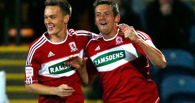 Middlesbrough: Beat Preston 3-1