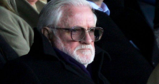 Ken Bates: Has quit as Leeds president