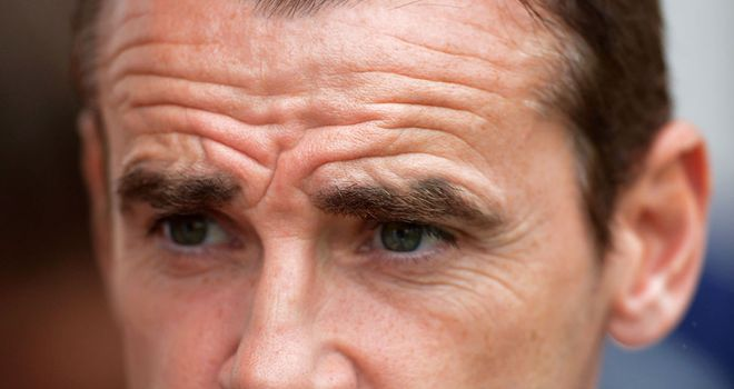 Danny Lennon: Happy with character