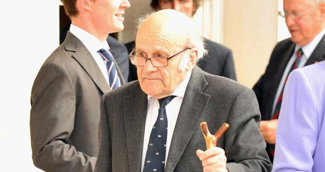 Lord Oaksey: Tributes flooded in to remarkable figure in the world of racing