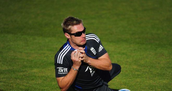 Luke who's back: Wright has returned to the international fold