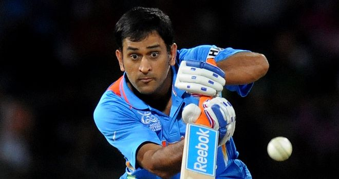 Mahendra Singh Dhoni: Delighted with the way his players handled pressure