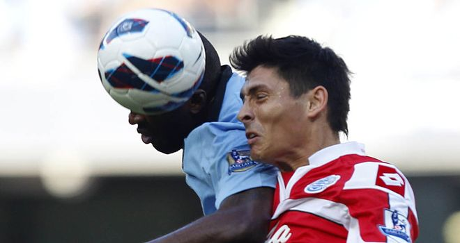 Alejandro Faurlin: Queens Park Rangers midfielder says the players have let Mark Hughes down