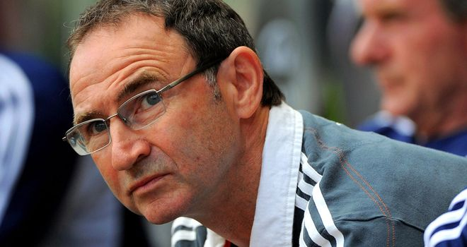 Martin O'Neill: Sunderland boss playing down Steven Fletcher's impact on Wearside