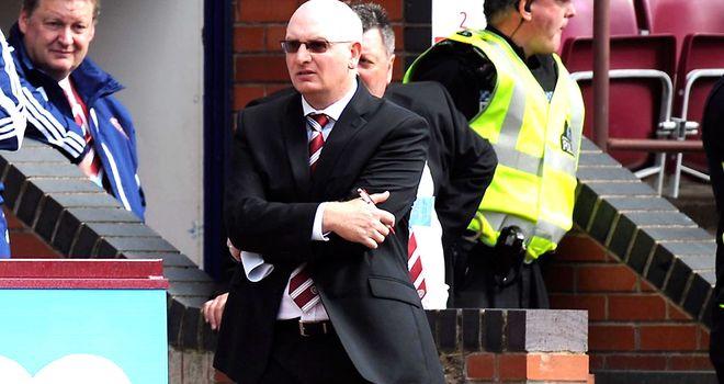 John McGlynn: Sure Hearts will soon start converting their chances.