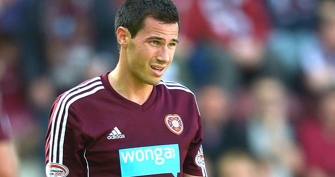 Rangers are hoping to land Ryan McGowan when their transfer embargo ends