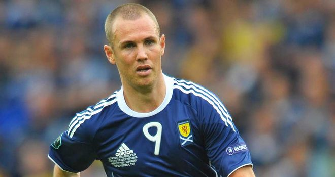 Kenny Miller: Determined to help Scotland pick up three points against Macedonia