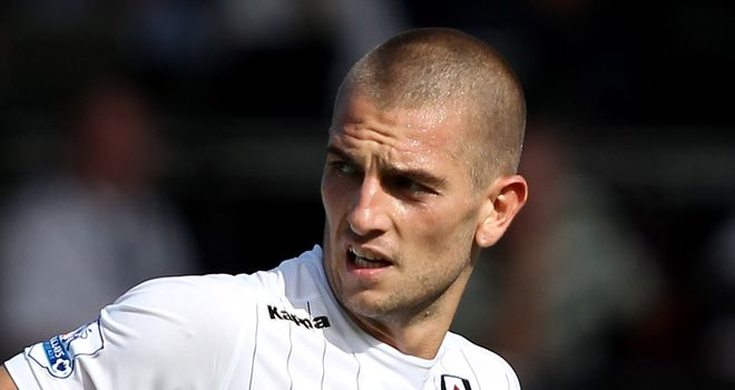 Mladen Petric: Believes Fulham were unlucky against Sunderland