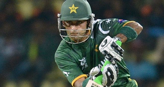 Mohammad Hafeez: Team is responding
