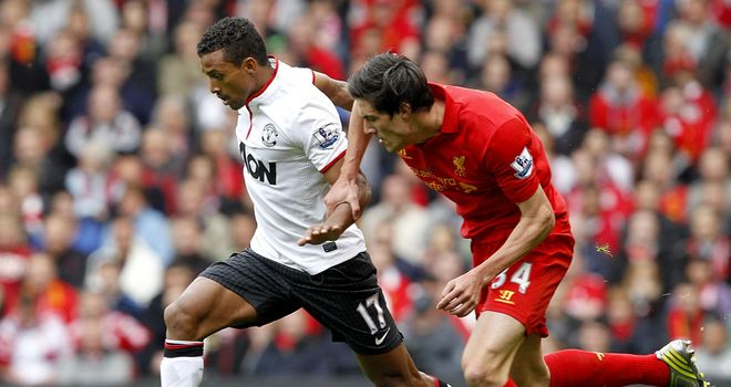Manchester United v Liverpool: live on January 13