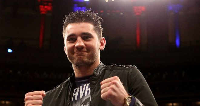 Nathan Cleverly: waiting to find out who he will face in Los Angeles on November 10