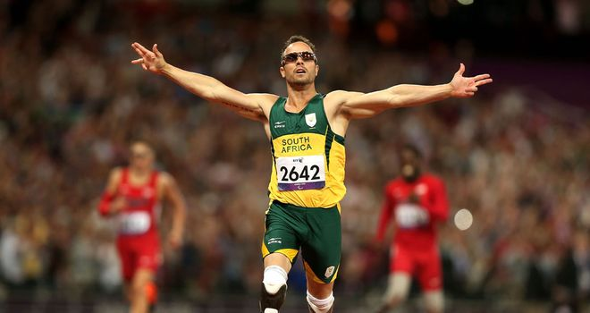 Oscar Pistorius: Paralympic star ready to return to training according to his agent